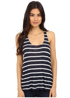 Splendid Huntington Stripe Rib Tank Top