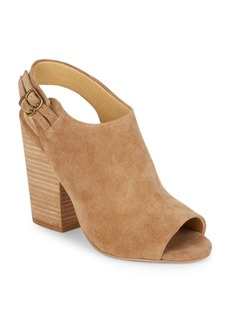 Splendid Kaylee Open-Toe Booties