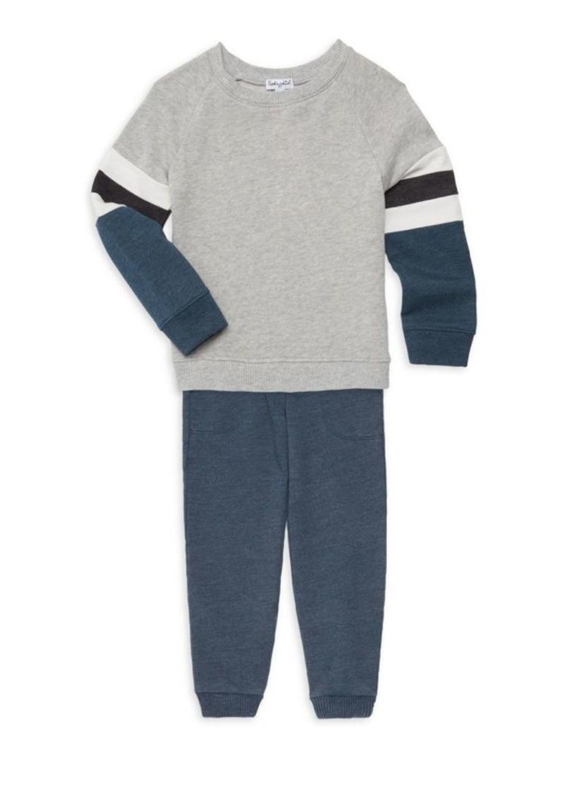 7d1e7588b On Sale today! Splendid Kid's & Little Boy's Two-Piece Sweatshirt ...