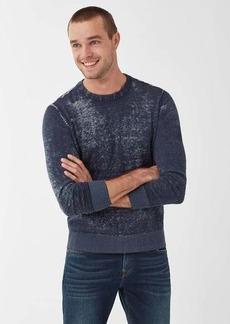 Splendid Kruse Reverse Printed Cashblend Sweater