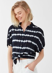 Splendid La Marea Tie Dye Shirt