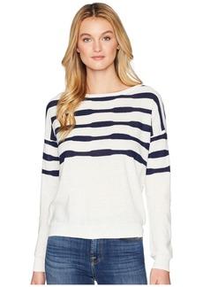Splendid Las Olas Linen Sweater