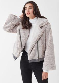 Splendid Leo Asymmetrical Zip Jacket