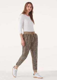 Splendid Leopard Boardwalk Jogger