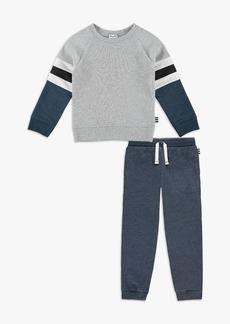 Splendid Little Boy Sweatshirt Set