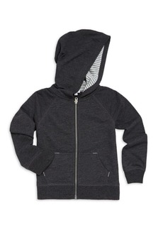 Splendid Little Boy's & Boy's Zip-Front Hoodie