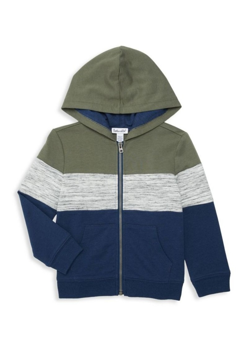 Splendid Little Boy's Leveled Stripe Hoodie