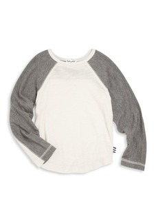 Splendid Little Boy's Raglan Sleeve Pullover