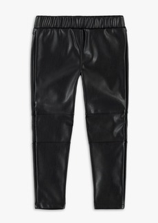 Splendid Little Girl Faux Leather Legging
