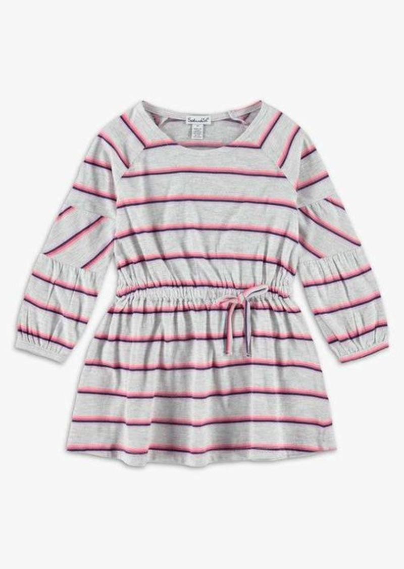 Splendid Little Girl Heather Stripe Dress