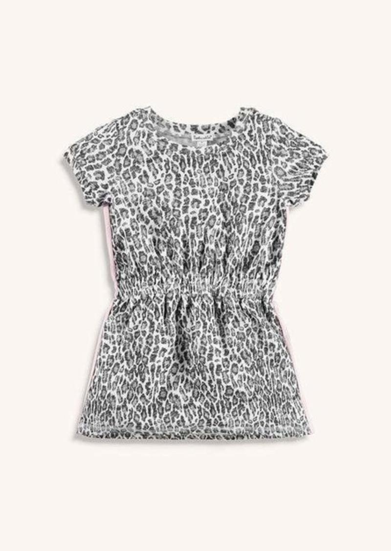 Splendid Little Girl Leopard Print Dress