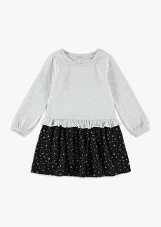 Splendid Little Girl Star Print Dress