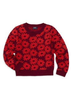 Little Girl's & Girl's Splendid x Margherita Missoni Daisy Sweater