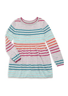 Splendid Little Girl's & Girl's Striped Long Sleeve Dress