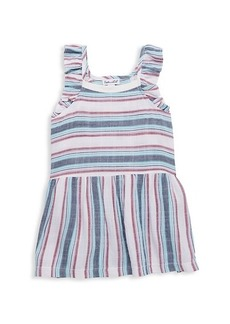 Splendid Little Girl's Striped Dress