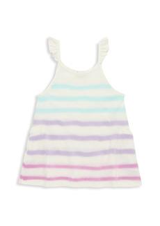 Splendid Little Girl's Tie-Dye Dress