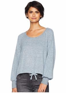 Splendid Long Sleeve Pajama Top