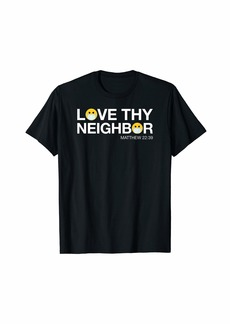 Splendid Love Thy Neighbor - Wear a Mask T-Shirt