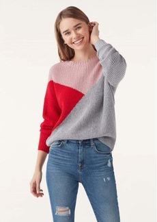 Splendid Maisie Intarsia Pullover