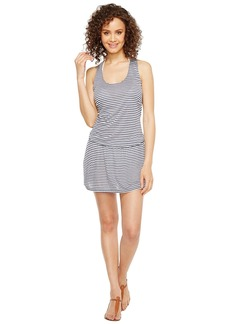 Splendid Malibu Stripe Dress Cover-Up