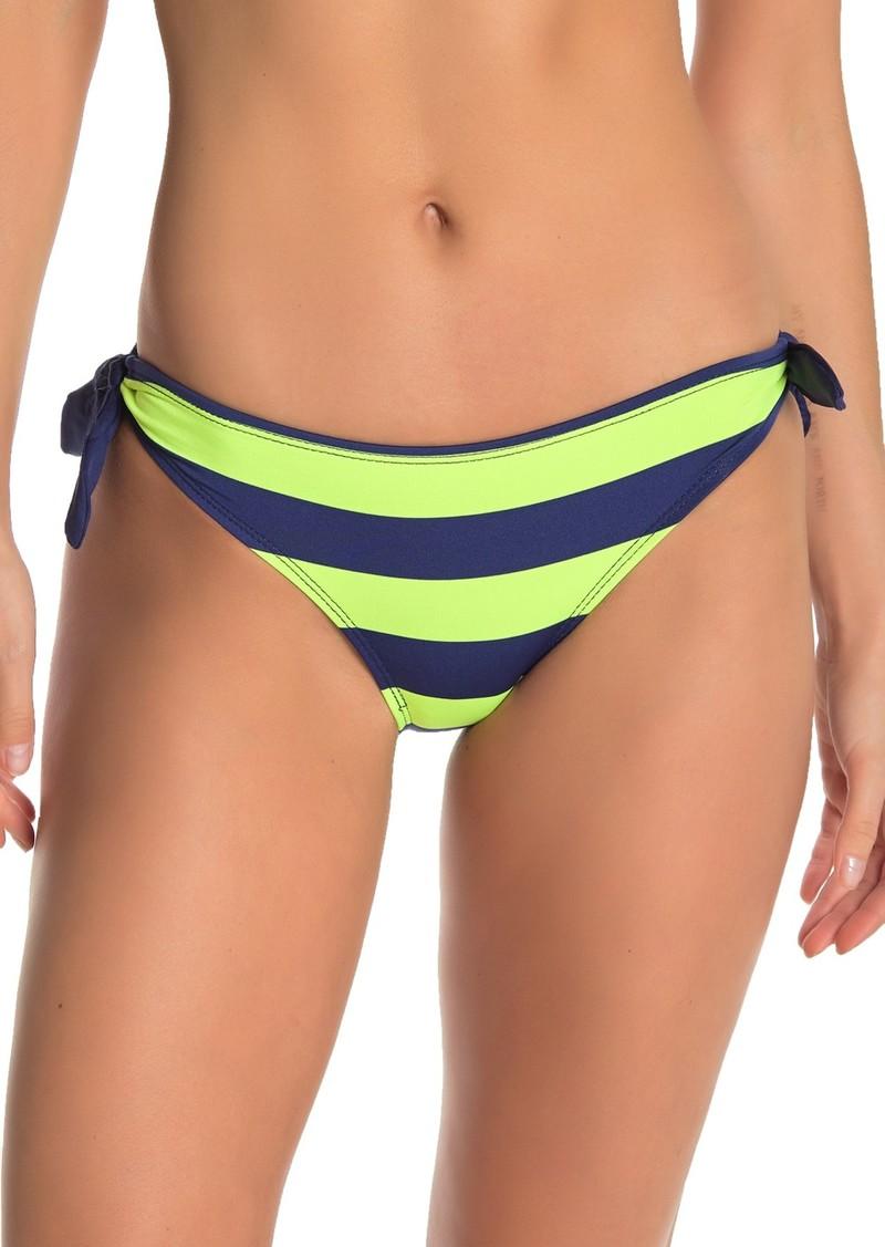Splendid Marcel Tie Side Bikini Bottoms