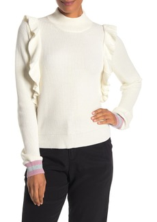Splendid x Margherita Amico Mock Neck Sweater