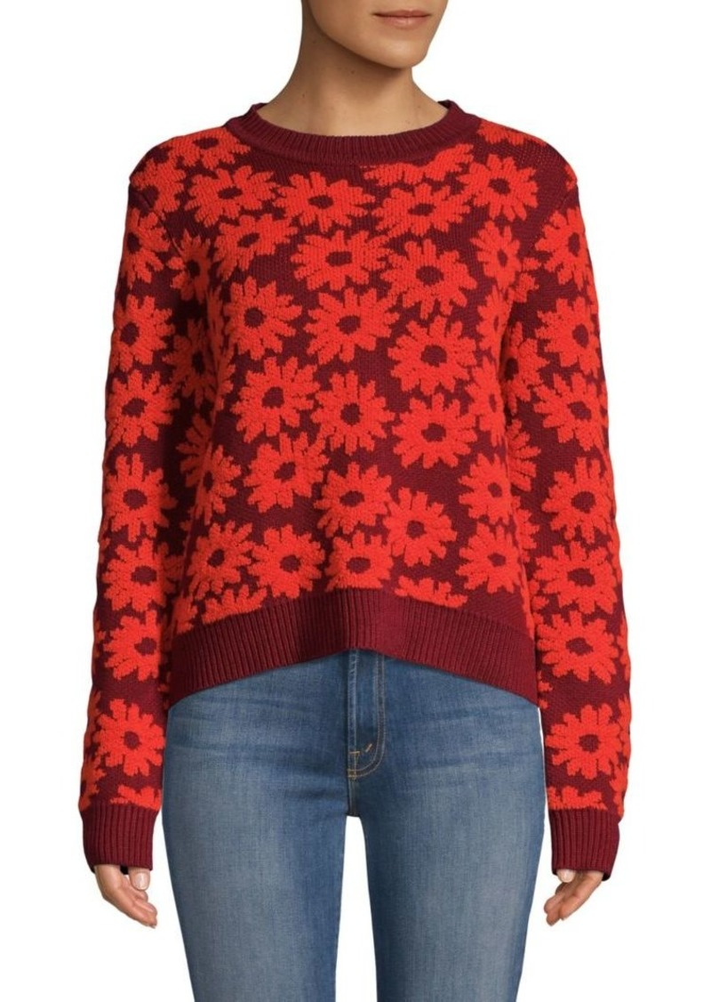 Splendid Margherita Floral Sweater