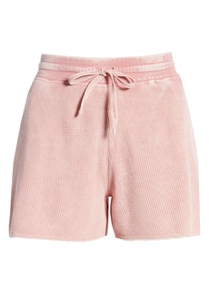 Splendid Slendid Mineral Wash Shorts