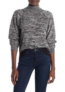 Splendid Mock Neck Sweater