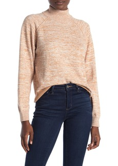 Splendid Mock Neck Sweater
