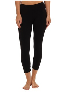 Splendid Modal Crop Leggings