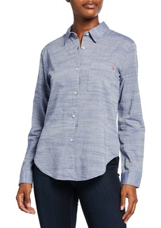 Splendid Nantucket Button-Down Chambray Shirt