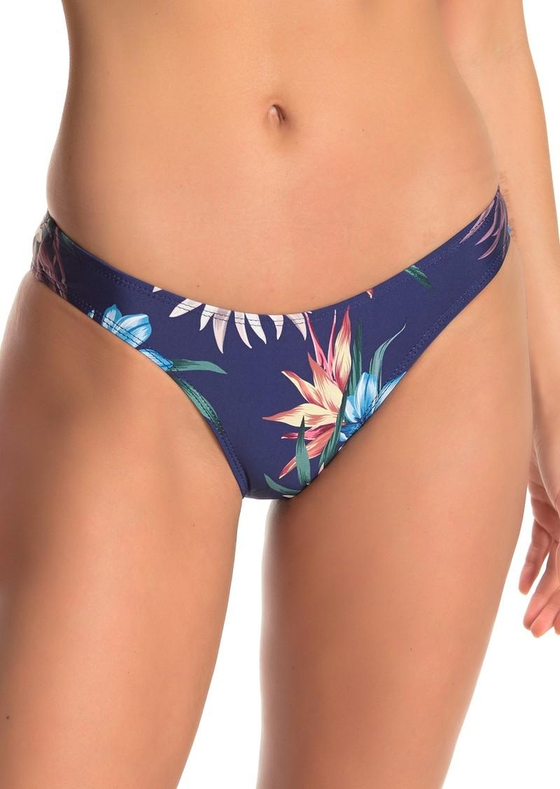Splendid Off Tropic High Leg Bikini Bottoms