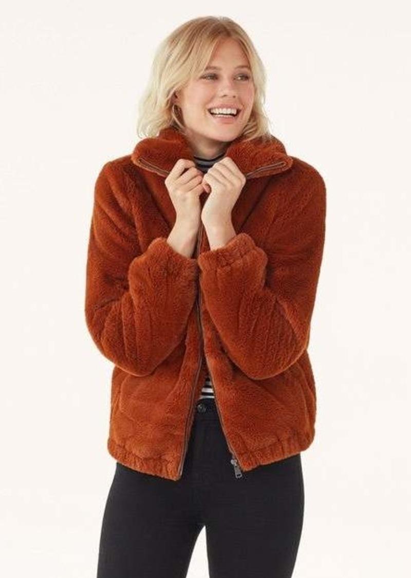 Splendid Olympia Faux Fur Jacket