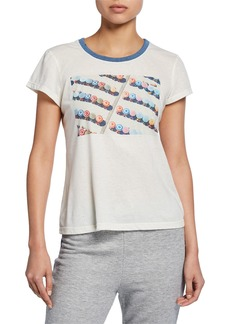 Splendid Ombrello Graphic Tee