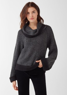 Splendid Ophelia Cowl Neck Sweater