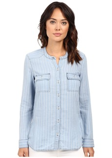 Splendid Oroya Indigo Railroad Shirt