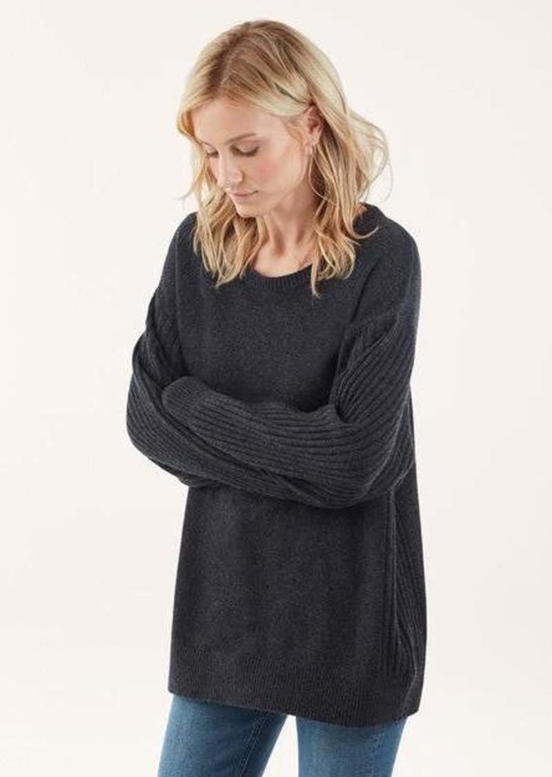 Splendid Oversized Cashmere Pullover