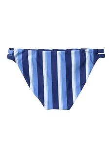 Splendid Parallel Double Strap Bikini Bottoms