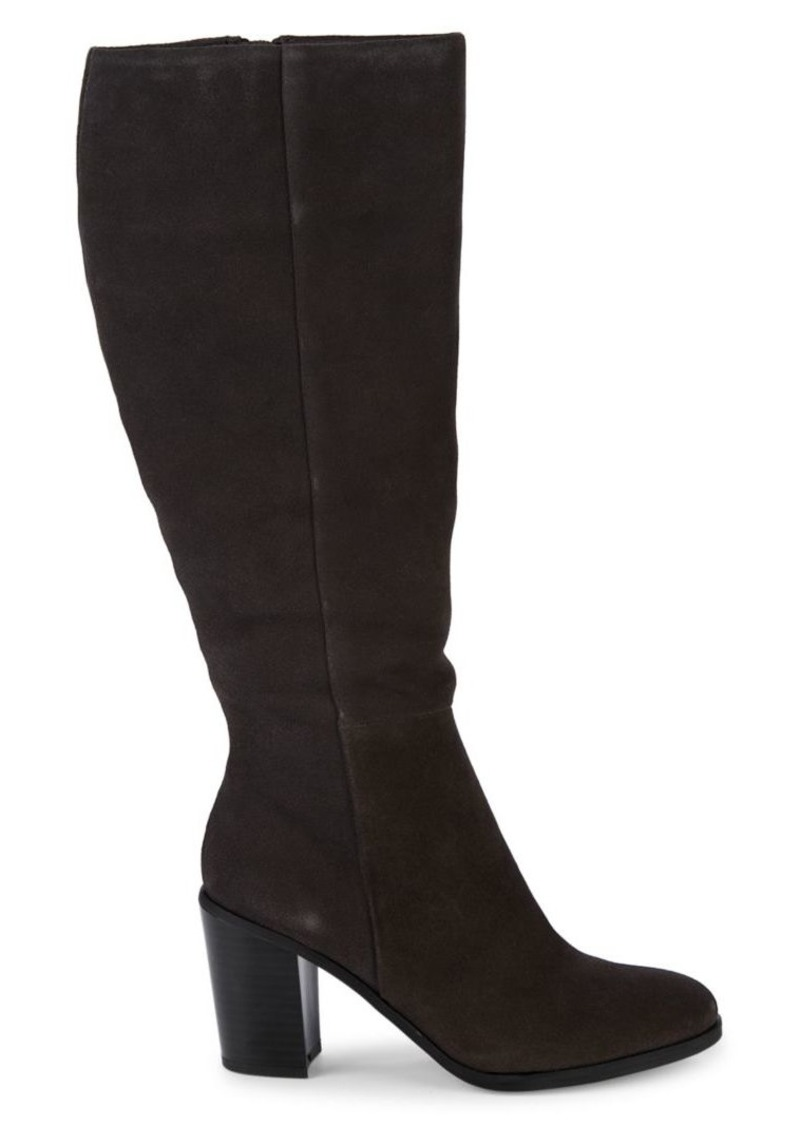 Splendid Patrick Suede Knee-High Boots