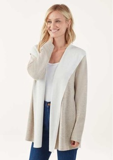 Splendid Perkins Cove Hooded Cardigan