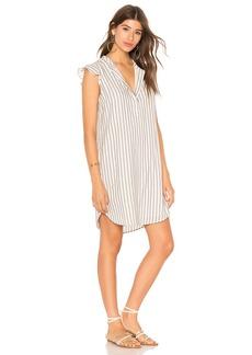 Pirouette Stripe Dress