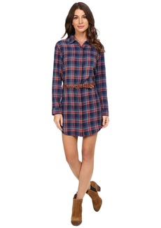 Splendid Plaid Dress