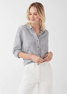 Splendid Railroad Stripe Pinstripe Shirt
