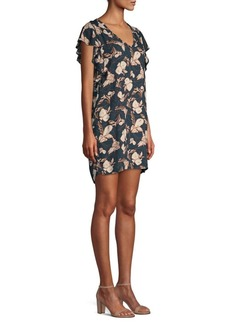 Splendid Ramo Floral Shift Dress