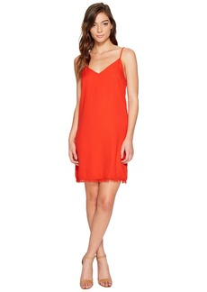 Splendid Rayon Crepe Slip Dress