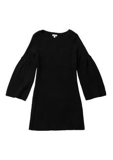 Splendid Ribbed Sweater Dress (Big Girls)