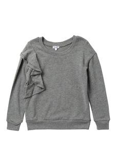 Splendid Ruffle Sweatshirt (Big Girls)