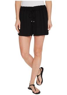 Splendid Ruffle Waist Shorts