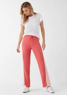 Splendid Ryder Active Wide Leg Stripe Pant